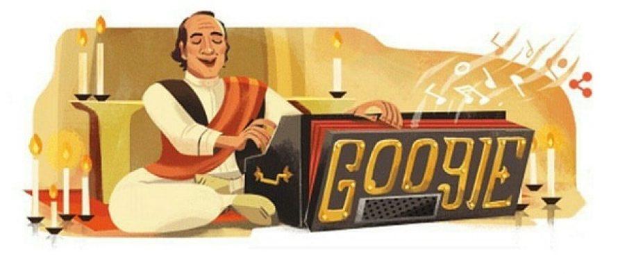 Google Gives Tribute To Shehanshah e Ghazal!