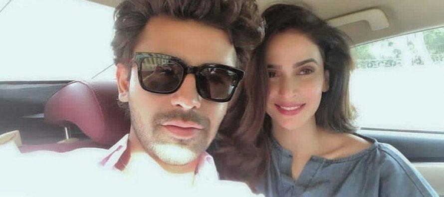 Farhan Saeed And Saba Qamar To Work In A Telefilm!