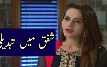 Watch Ghar Titli Ka Par Episode 27 Full Story Review in Urdu