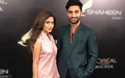 Ahad Raza Mir Gets A Heartwarming Wish From Sajal Aly