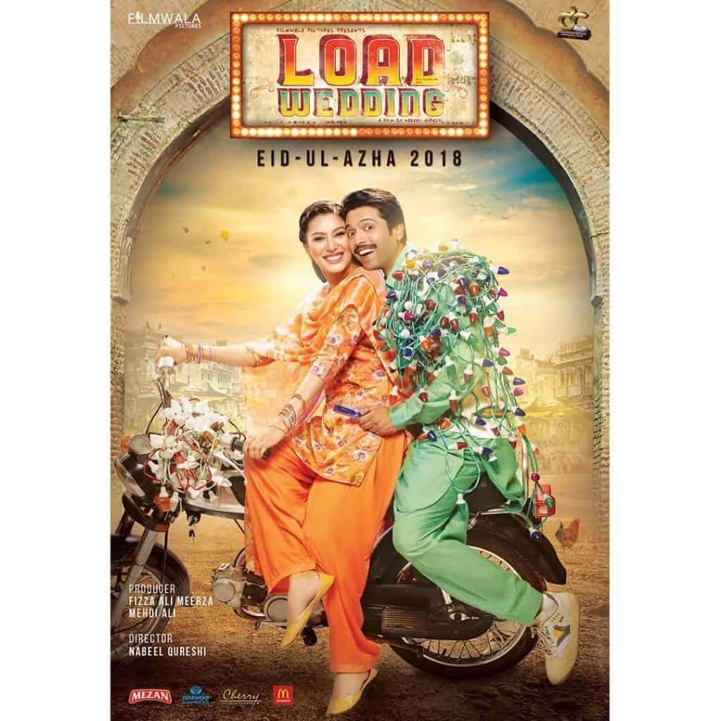 Mohsin Abbas Haider Has Co-Written Load Wedding!