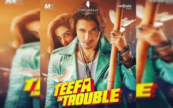 Teefa in Trouble releases tomorrow, introduces Masala Genre to Lollywood