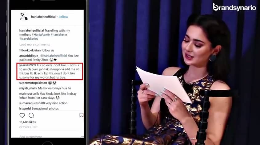 Hania Aamir Has Tons To Say To Her Haters!!