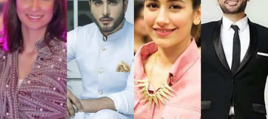 Celebrities Extend Eid Wishes