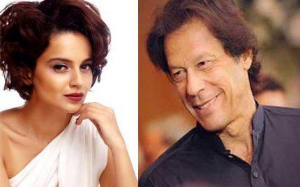 Kangana Ranaut Has An Appeal For Imran Khan