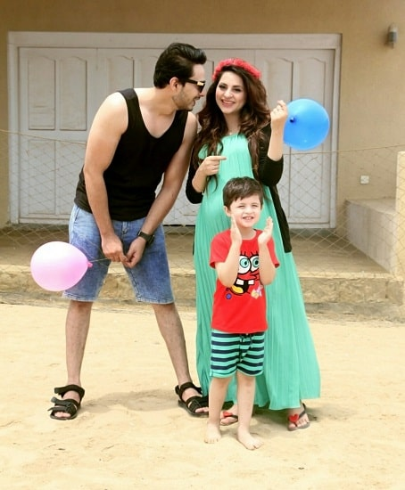 Kanwar Arsalan And Fatima Effendi Are Expecting Again!
