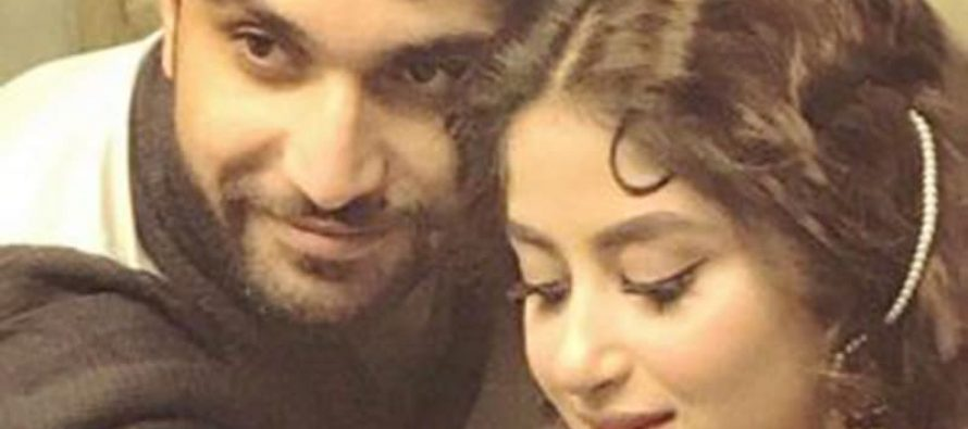 Did Ahad Just Confirm His Relationship With Sajal?