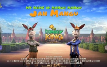 Upcoming Pakistani Animated Film The Donkey King's Teaser Is Here