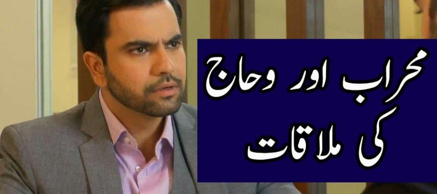 Ishq Tamasha – Episode 25 Full Audio Review – Mehrab aur Wahaaj ki Mulaqaat