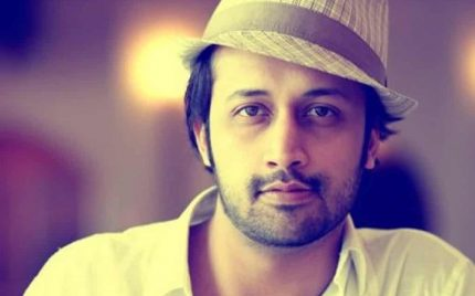 Pakistanis Unhappy With Atif On Singing Indian Songs!