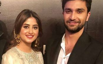 Sajal Aly And Ahad Raza Mir Pair Up For Farhat Ishtiaq's Next!