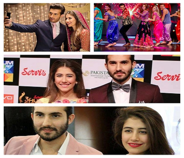 Shehroz Sabzwari And Syra Shehroz Are #Couple Goals