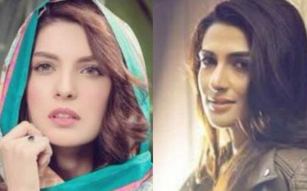 Rabab Hashim And Saeeda Imtiaz Give Interesting Nicknames To Celebs!