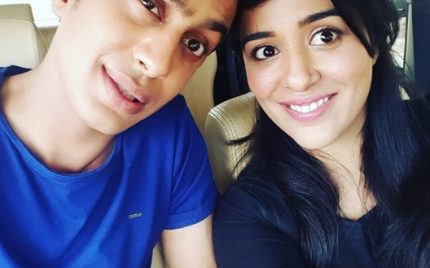 Latest Pictures Of Yasra Rizvi With Her Husband