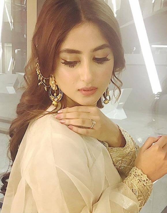 Sajal Aly Looks Adorable In These Pictures!