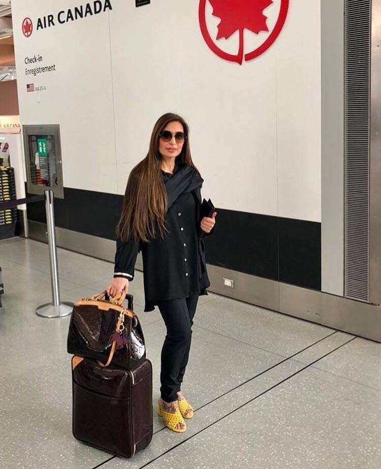 Reema Khan Is Back!!