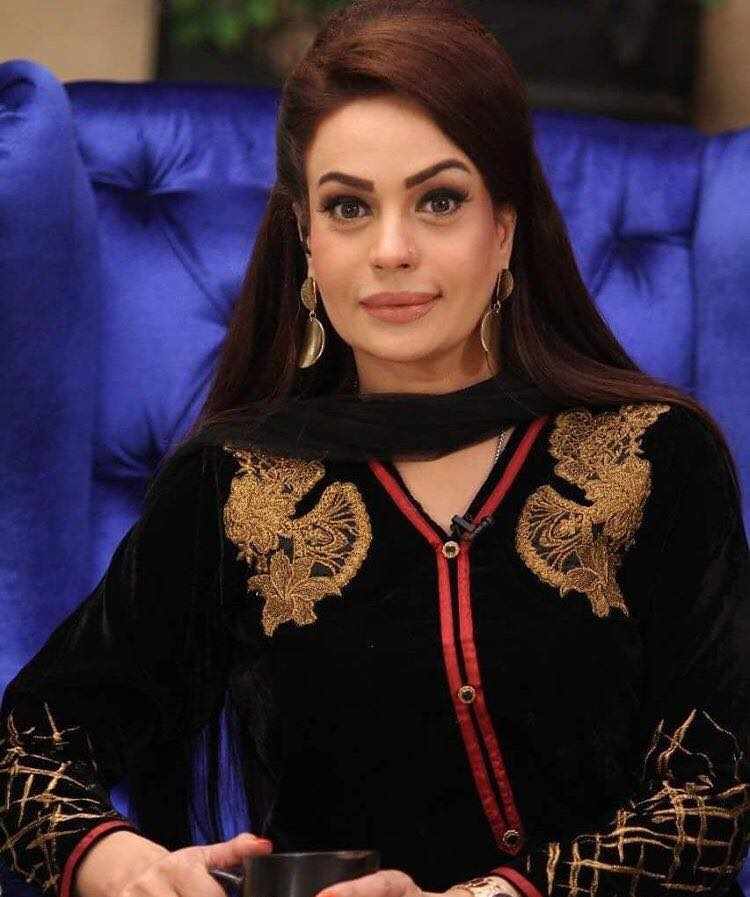 Sadia Imam Does Not Hide Her Botox Treatments