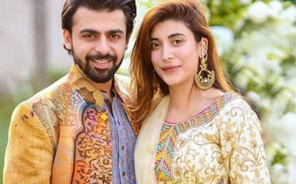 Urwa And Farhan Perform At IPPA Awards!