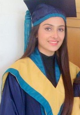 Ayeza-Khan-college