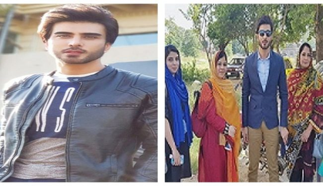 Another Side Of Imran Abbas's Personality