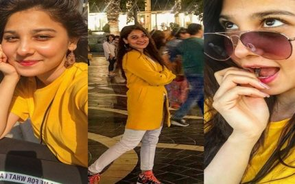Hina Altaf In Dubai and Baku – Pictures