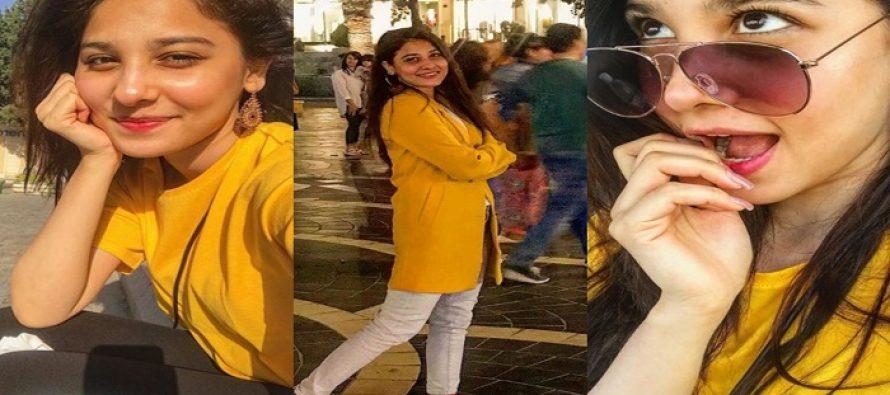 Hina Altaf In Dubai and Baku – Pictures