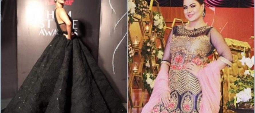 Veena Malik Declares She Acts Better Than Saba Qamar