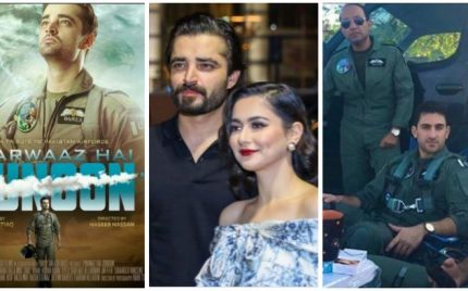 Here is Hamza Ali Abbasi's transformation for Parwaz Hai Junoon