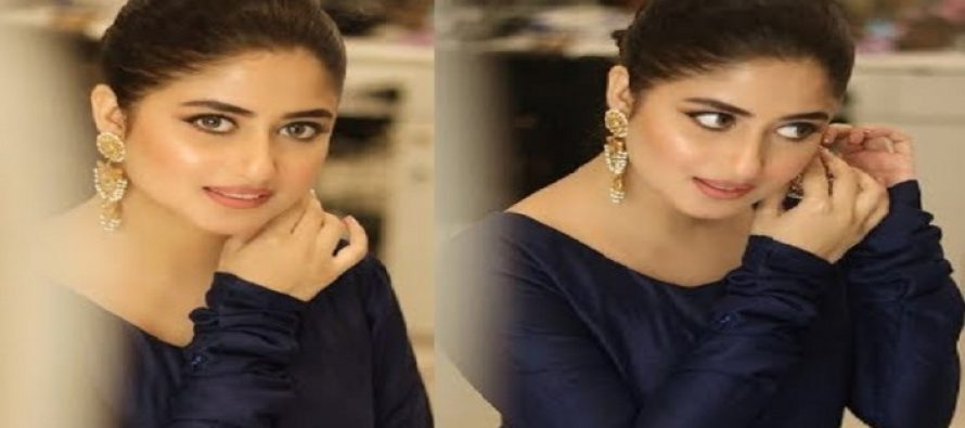 Sajal Ali's Amazing New Look