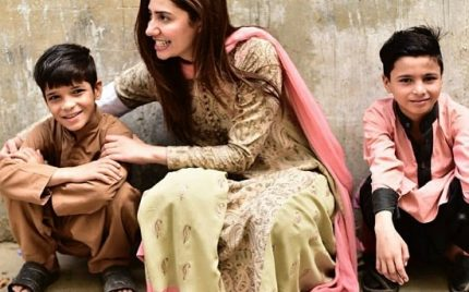Varun Dhawan Is All Praises For Mahira's Work With Afghan Refugees