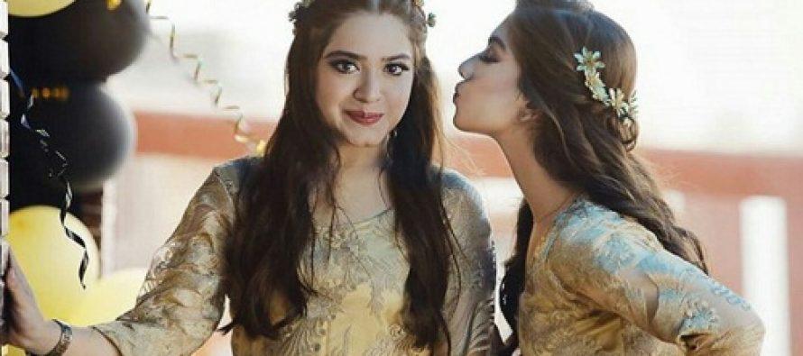Sara Razi Khan's Bridal Shower!
