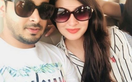 Aleezay Tahir Vacays With Husband