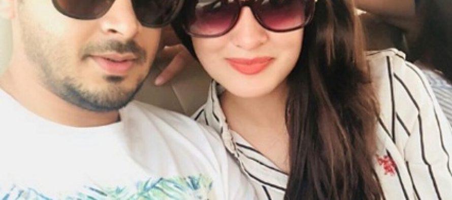 Aleezay Tahir Vacays With Husband