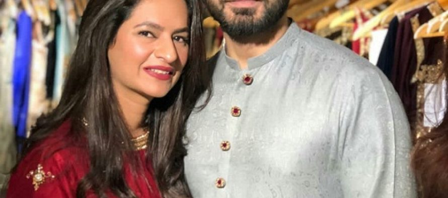 Celebrities Come Out To Support Sadaf Fawad Khan's Show