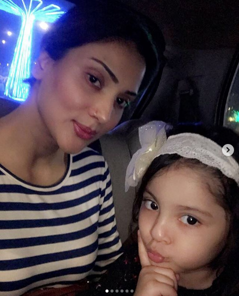 Fiza Ali's Relation With Her Daughter Is Simply Adorable