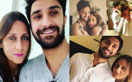 Ahad Raza Mir Posted Pictures With His Mother And People Lost It
