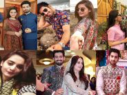 Aiman Khan And Muneeb Butt Pictures – Cutest Celebrity Couple
