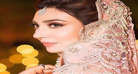 Aisha Khan's First Picture After Her Marriage