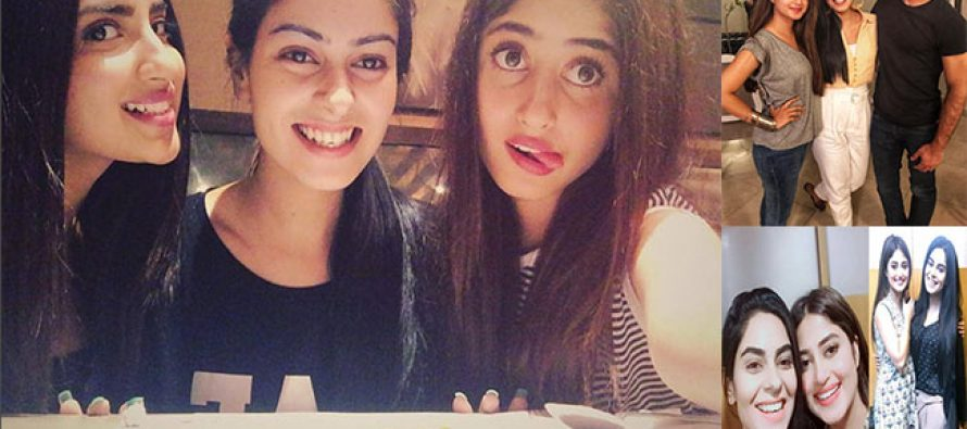 Amar Khan Shares Her Birthday Pictures and She Looks Gorgeous