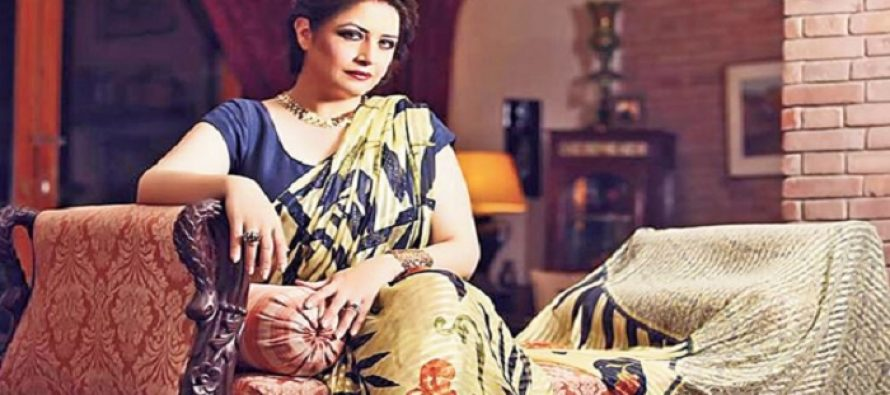 Atiqa Odho's Daughters Are Beautiful