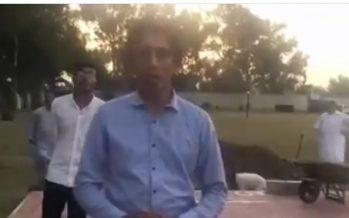 Geo Report Covering Kulsoom Nawaz's Grave Gets Backlash