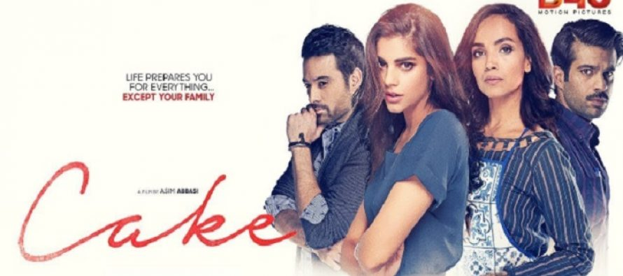 """""""Cake"""" Submitted As Pakistan's Official Entry To Oscars"""