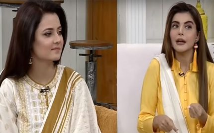 Mizna Waqas Shares How Both Her Mothers Lived Together!