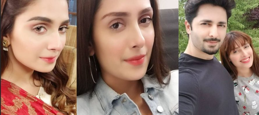 Did Ayeza Khan Get Surgery Done? We Love Her Reply!