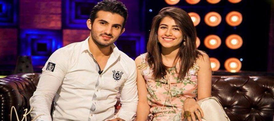 Shehroz Sabzwari And Syra Shehroz Are #Couple Goals