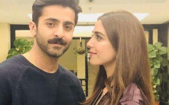Maya Ali Praises Co-Star Sheheryar Munawar