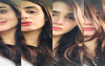 Hira Mani Without Any Make-up On A Morning Show
