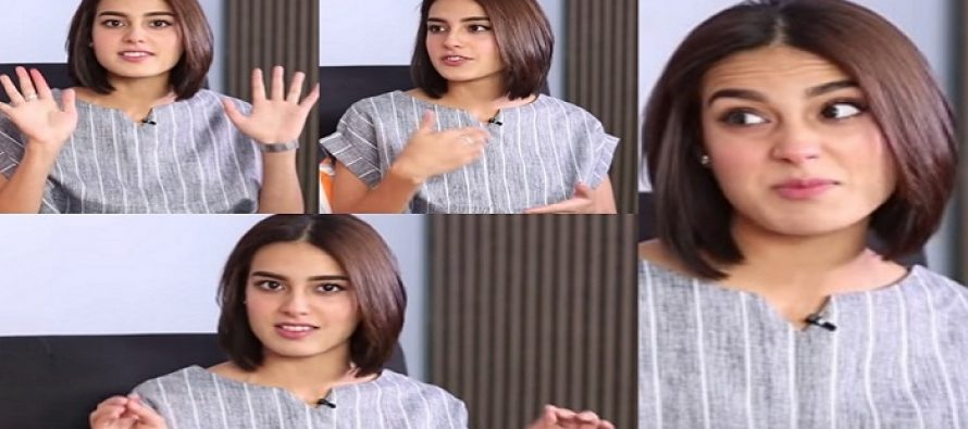 Iqra Aziz's Real Age – The Mystery Is Solved