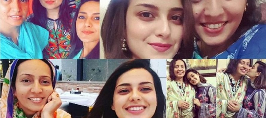 You Wouldn't Believe What Iqra Aziz's Mother Does