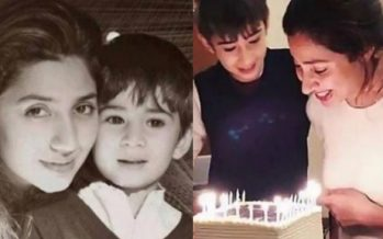 Mahira Khan's Wishes For Her Son's Birthday Are The Cutest!